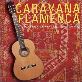 caravana flamenca Scott Matteo Davies