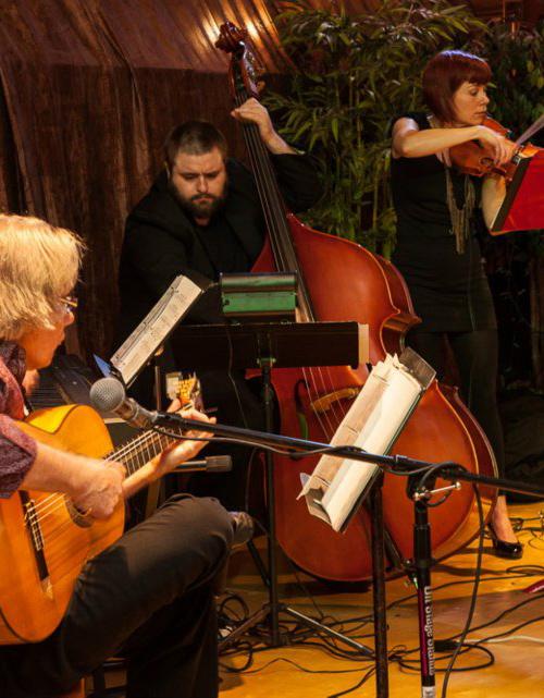 rogue tango trio