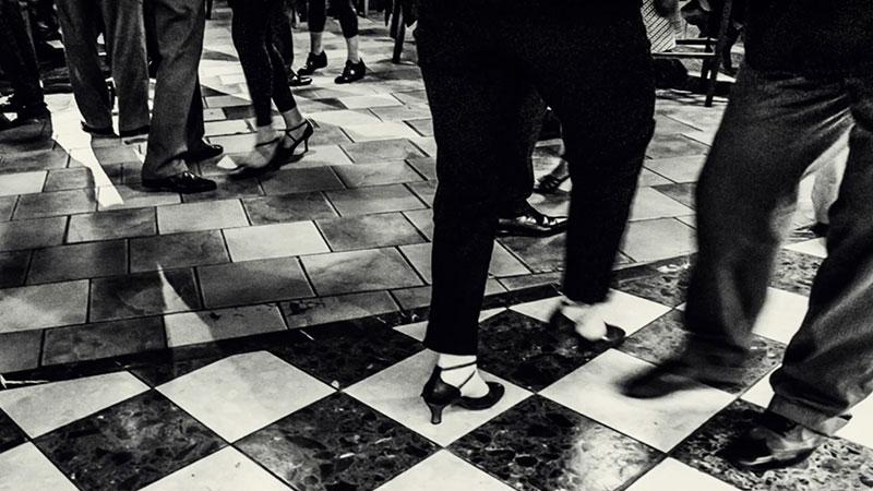 Tango dancer feet - Rogue Tango